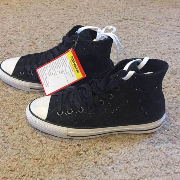 c8168a21fe52 Converse new high tops (sample)